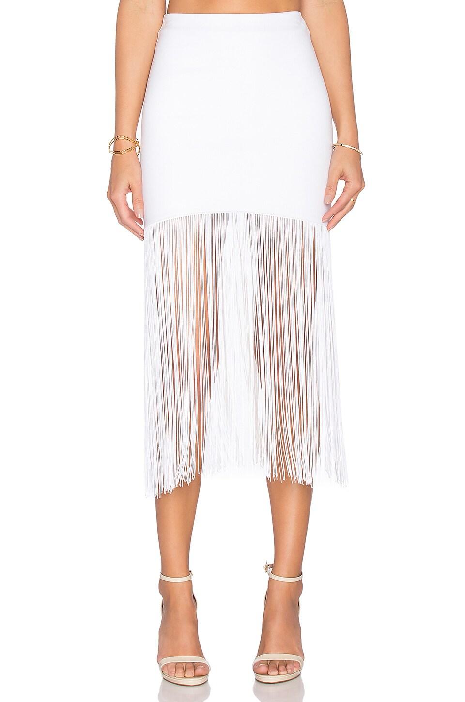 Ella Fringe Skirt