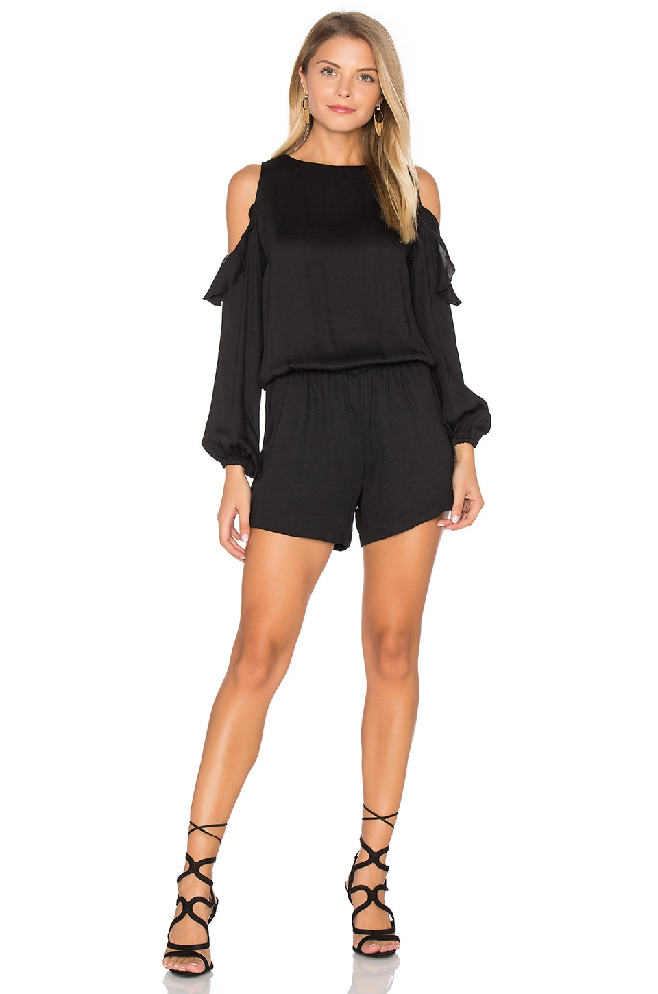 Issy Solid Romper