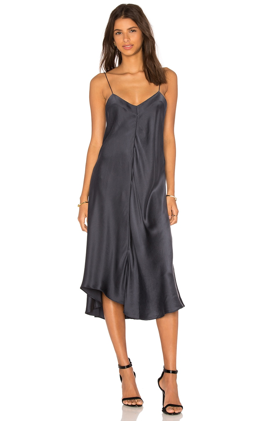Wave Slip Dress