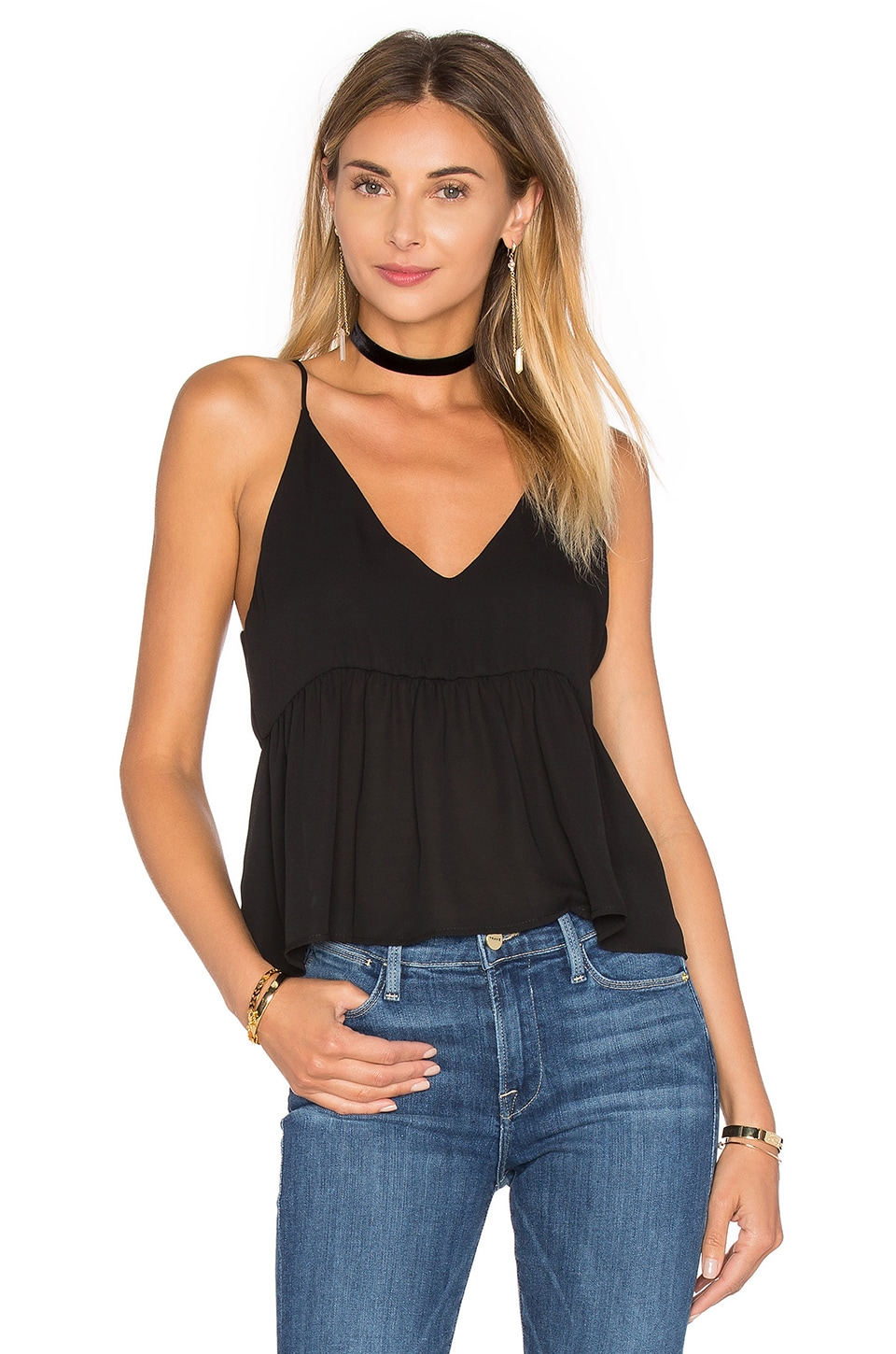 Camisole Crop Top