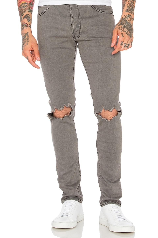 Classic Ripped Skinny Jean