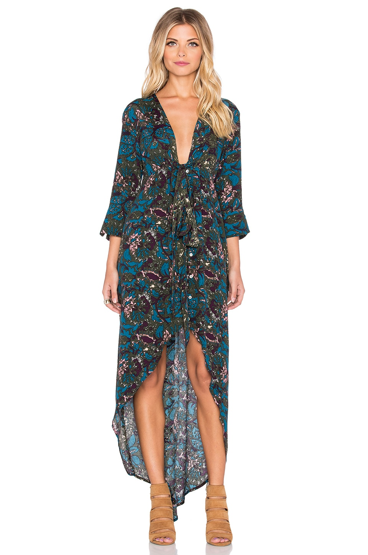 Morrison Kimono Dress