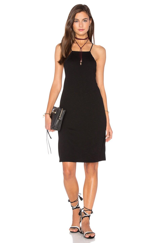 Lace Back Slip Dress