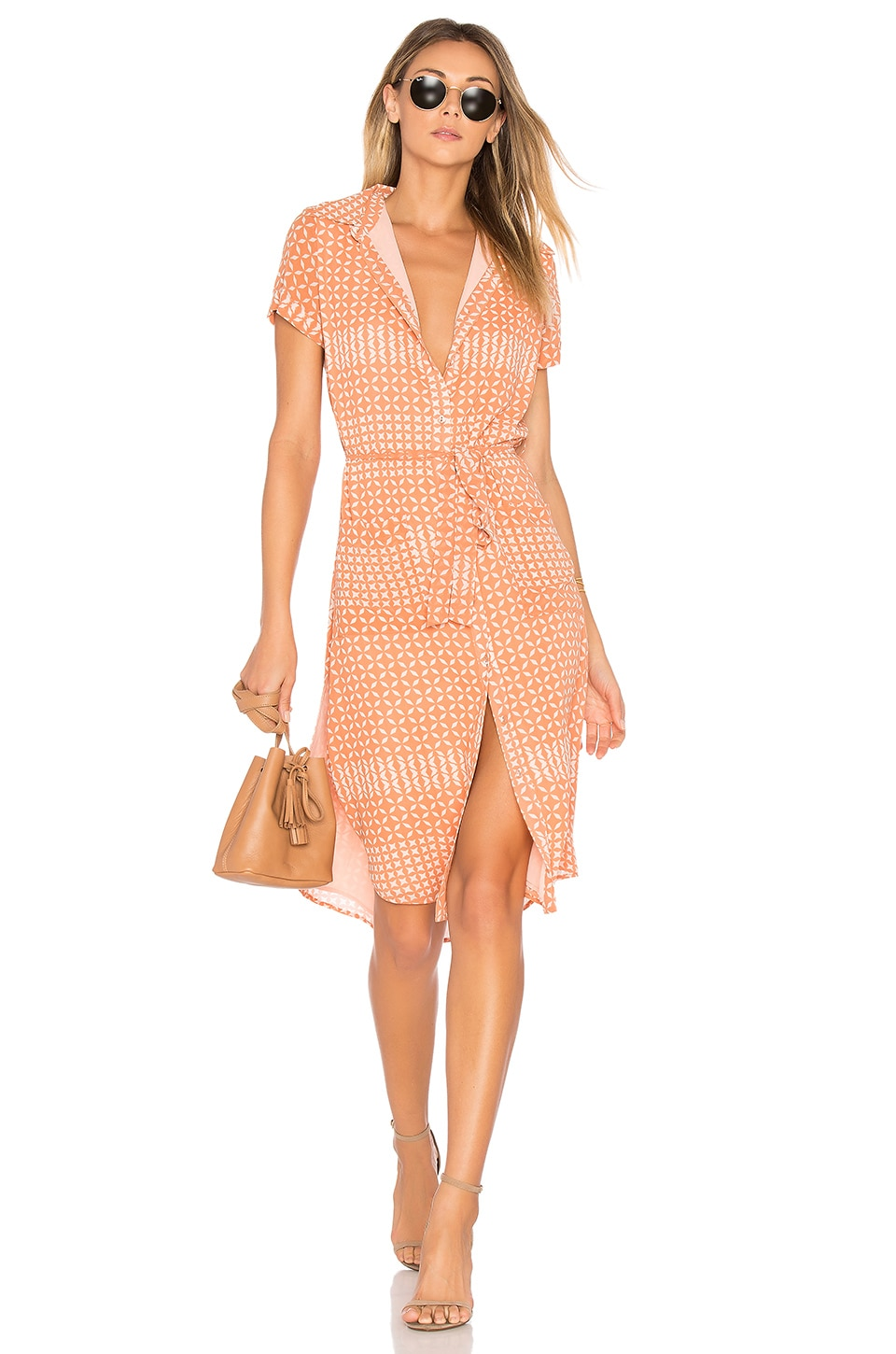 x REVOLVE The Shirt Dress