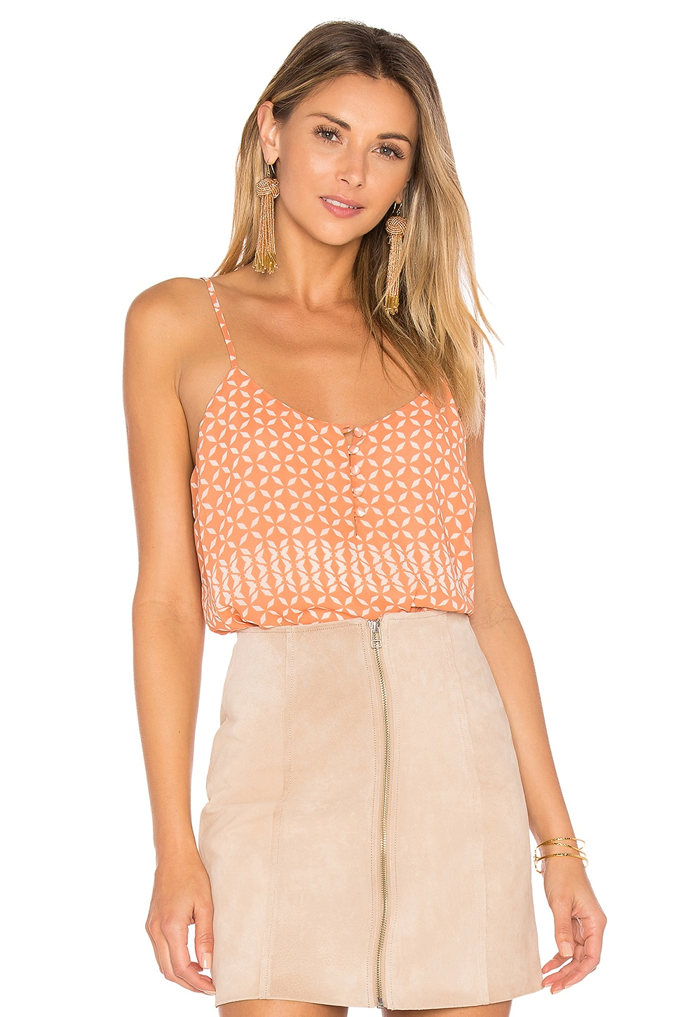 x REVOLVE The Button Cami