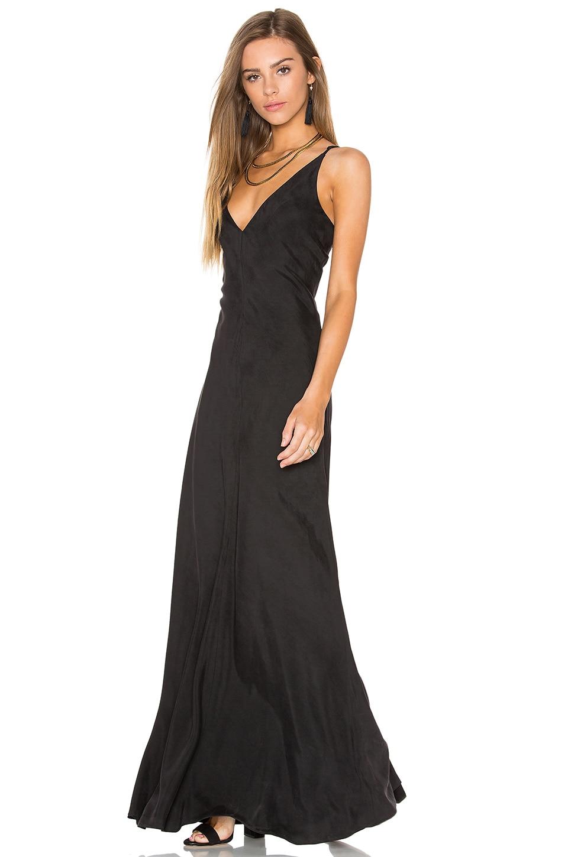 Adele Bias Maxi Dress