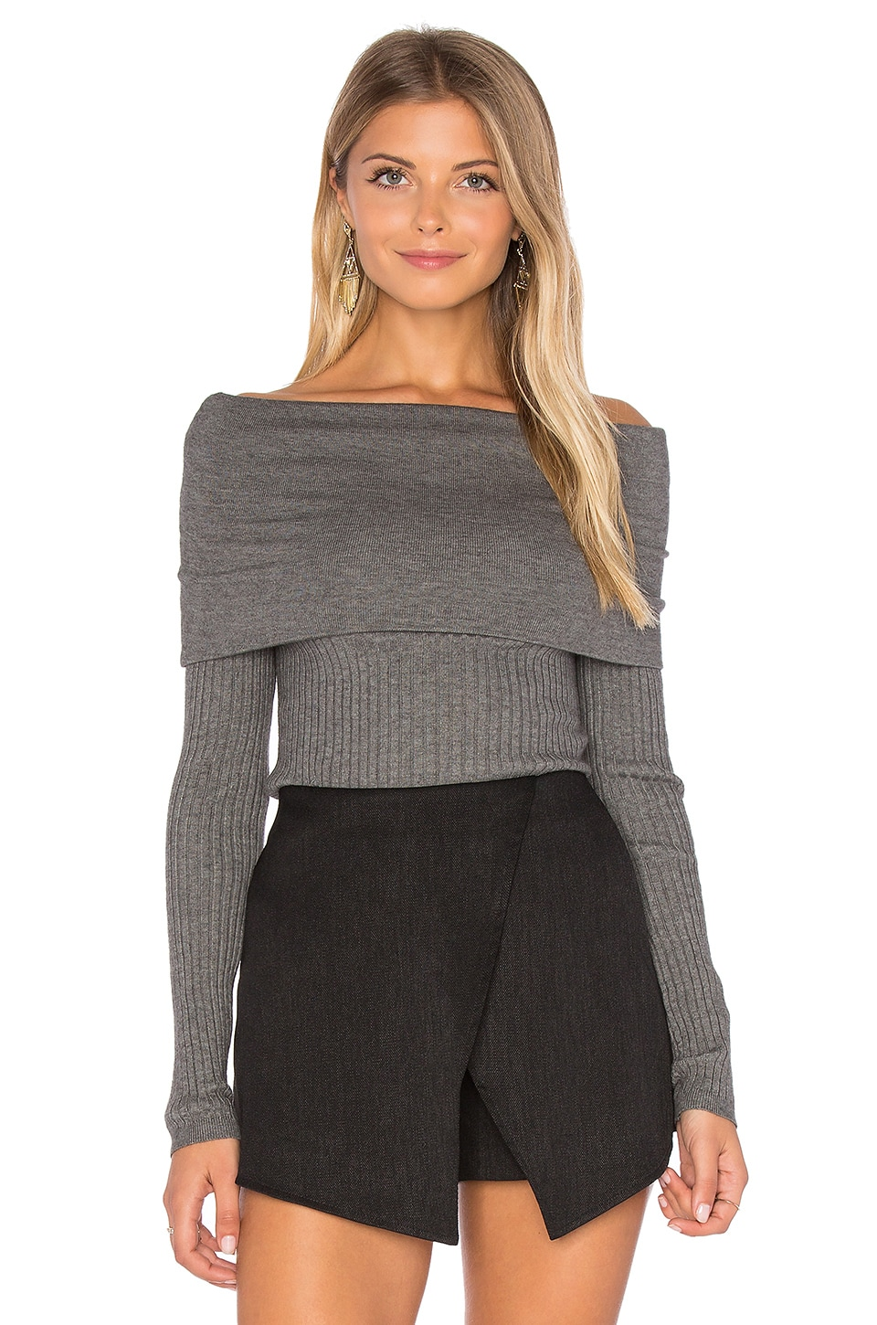 Lea Off Shoulder Top