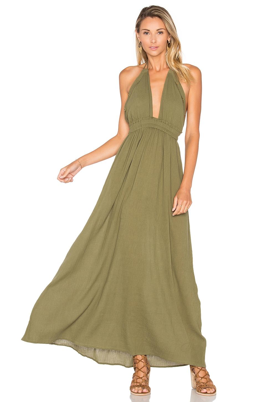 String Love Maxi Dress