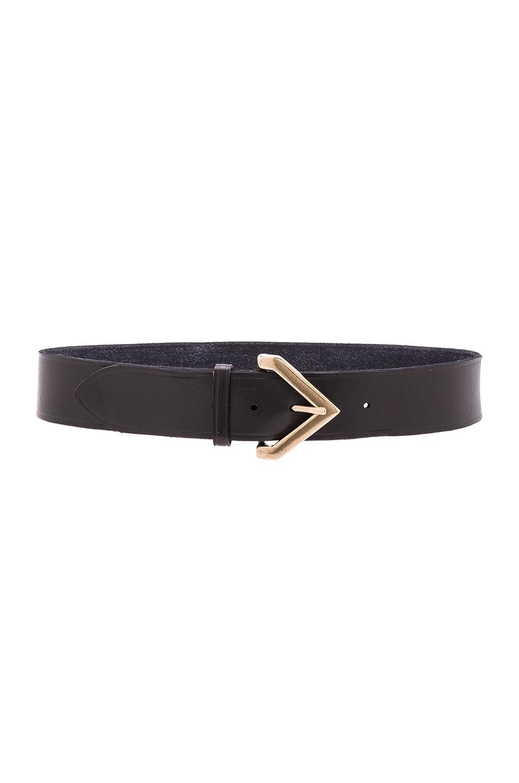 Triangular Buckle Hip Belt