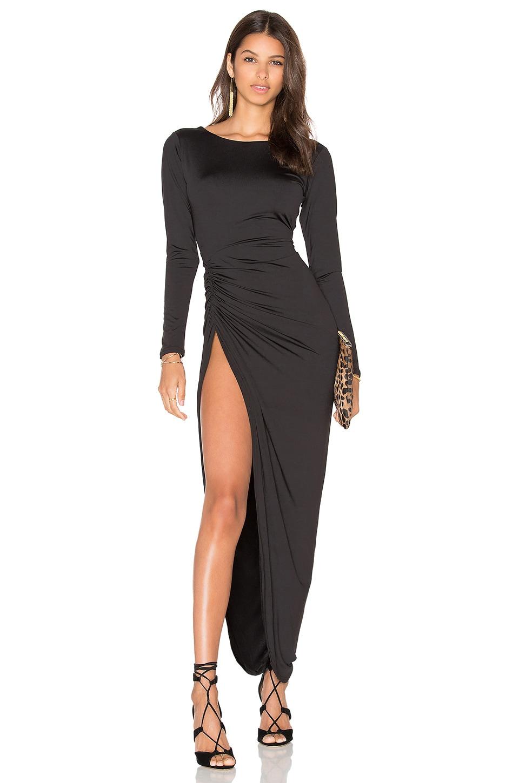 Amore Split Maxi Dress