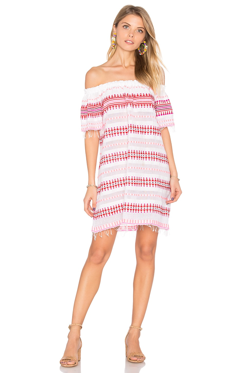 Tabtab Off Shoulder Dress
