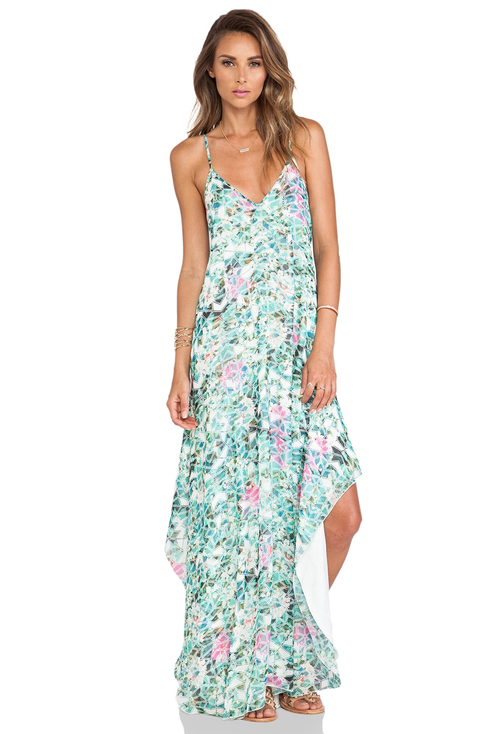 Curacao Slip Dress