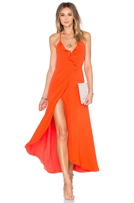 Nostalgia Maxi Dress