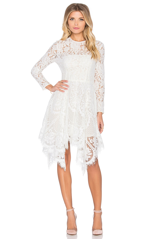 Halo Hankey Mini Dress