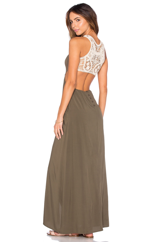 Daybreak Maxi Dress