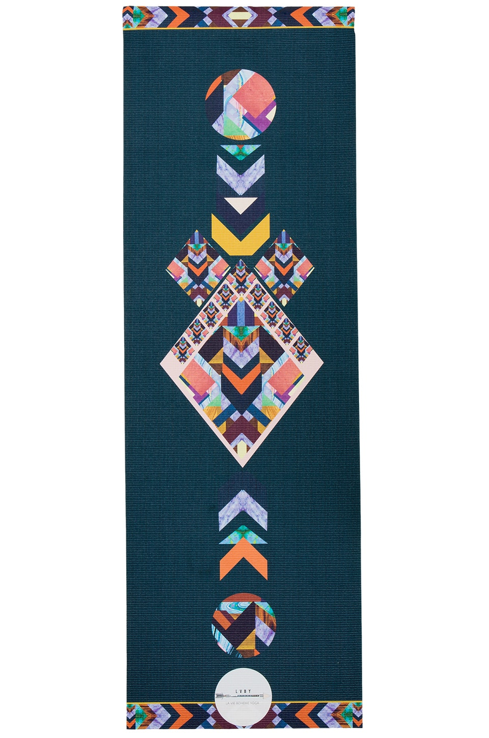 Tribal Yoga Mat