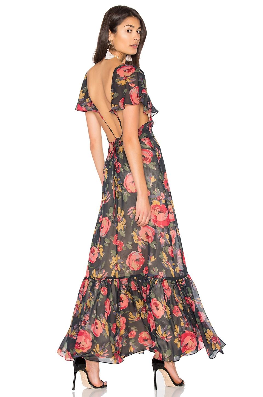 Opulence Maxi Dress
