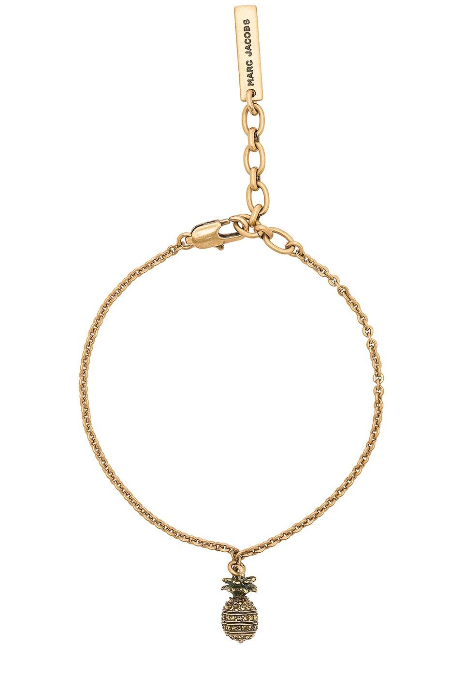 Pineapple Chain Bracelet