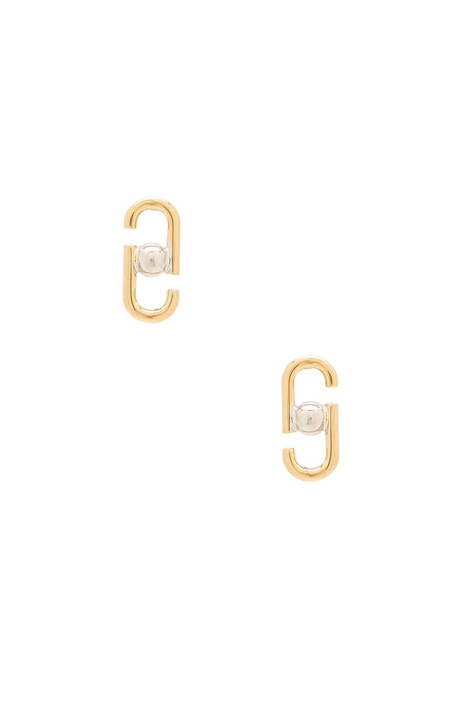 Icon Stud Earrings