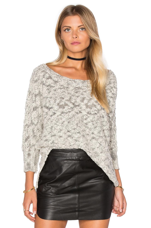Boatneck Dolman Sweater