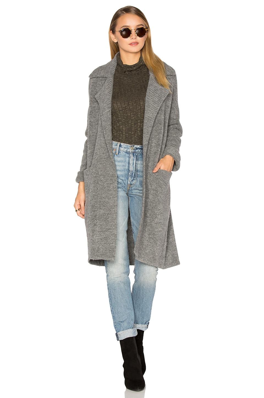 Yak Notch Collar Coat
