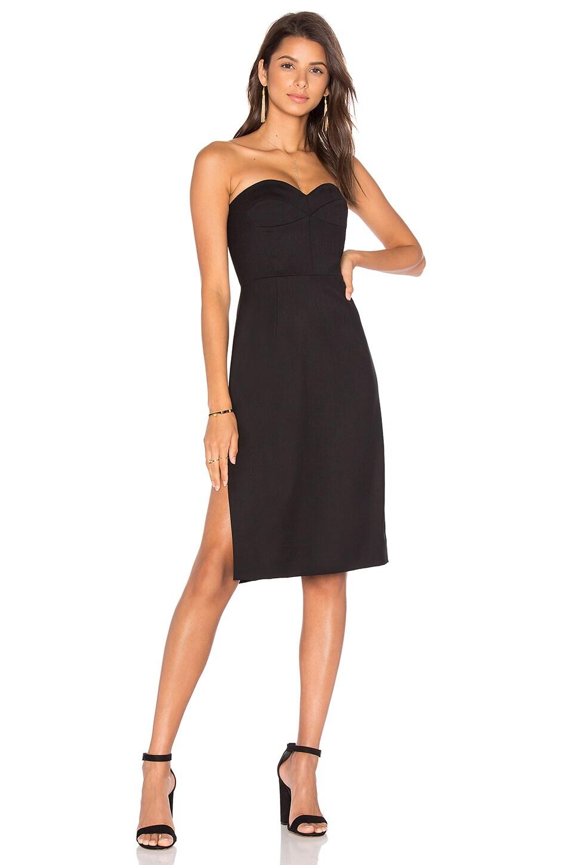 Gabardine Alix Dress