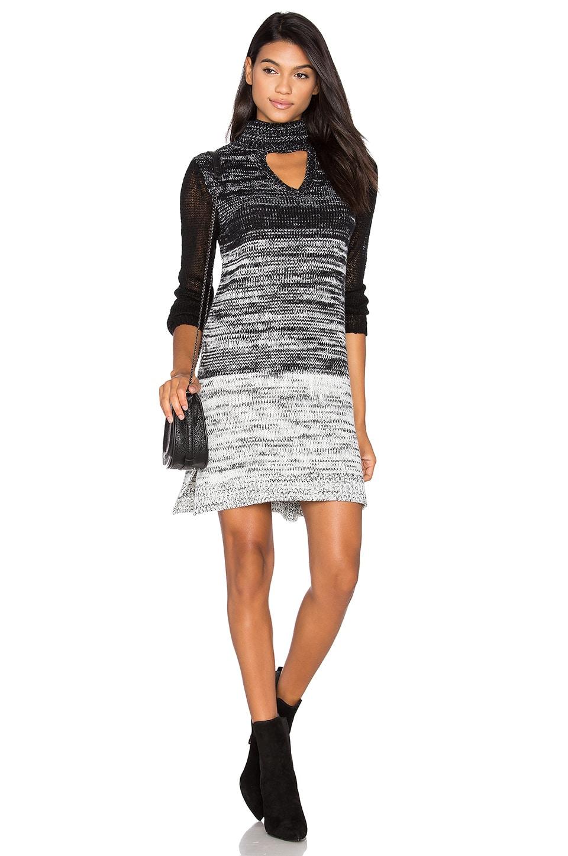Spectrum Sweater Dress