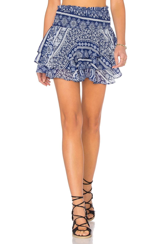 Pilar Ruffle Skirt