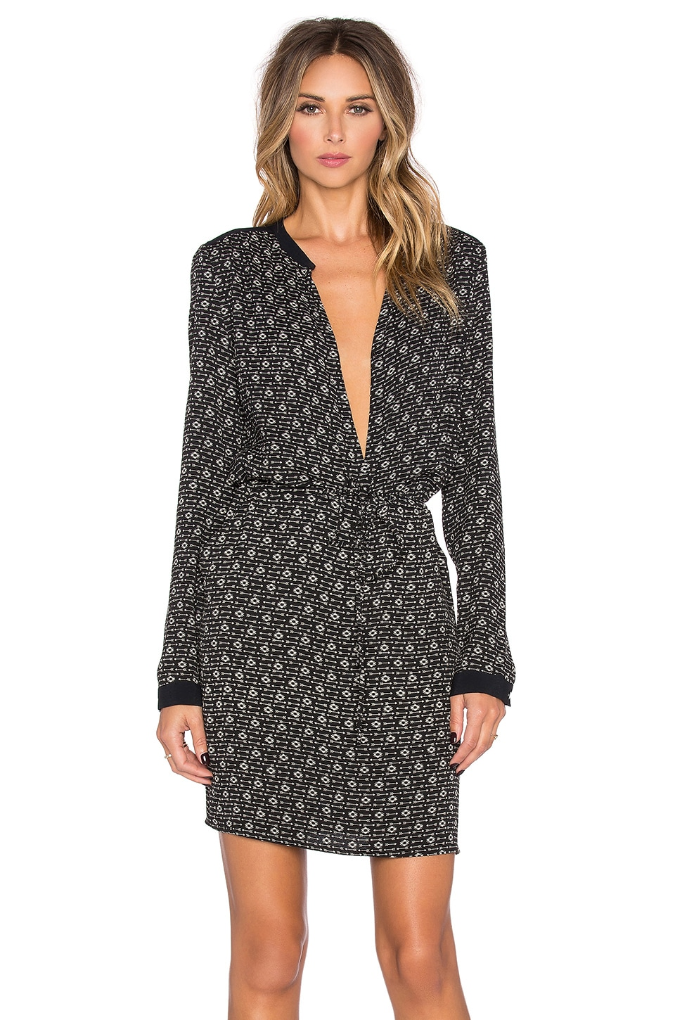 Rene Long Sleeve Dress