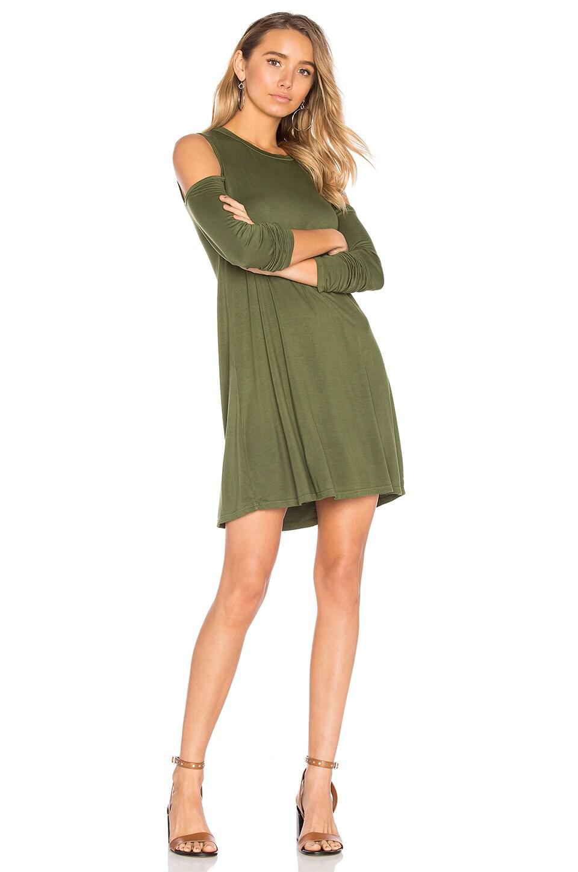 Radford Open Shoulder Dress