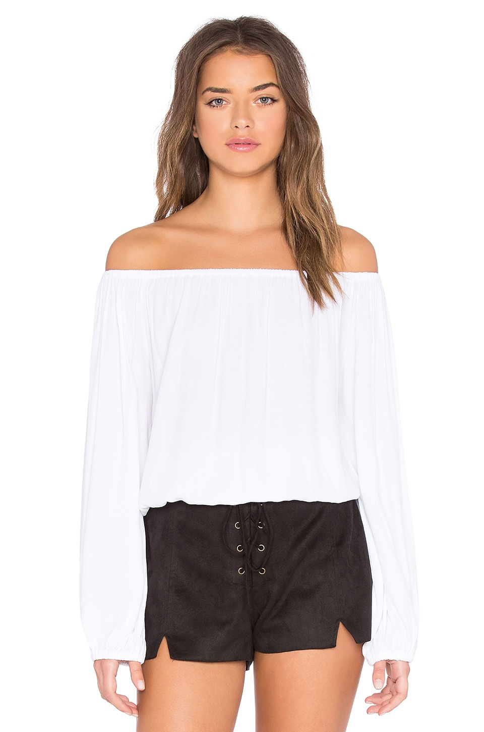Dash Off Shoulder Top