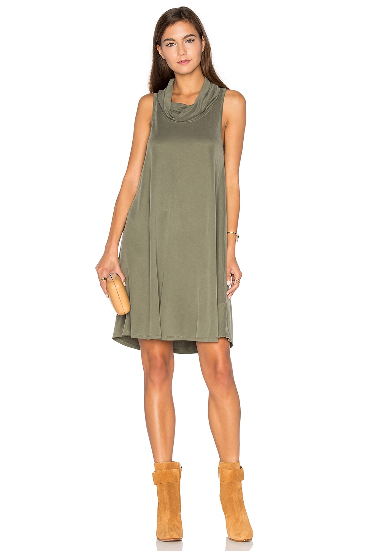 Flo Turtleneck Dress