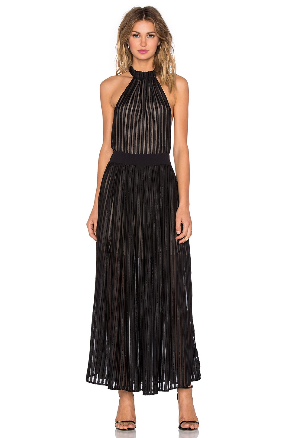 Regal Maxi Dress