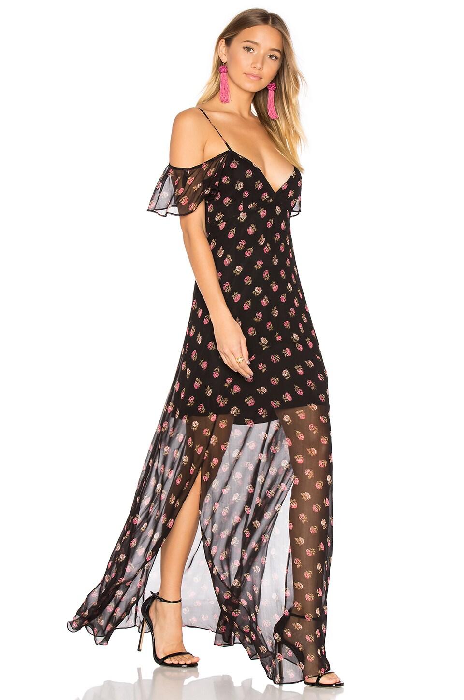 Prairie Ditsy Maxi Dress