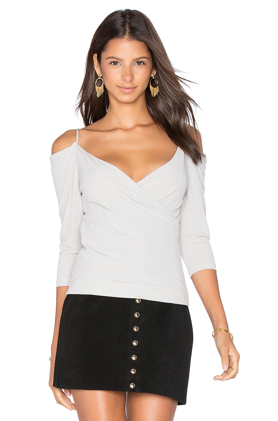 Off Shoulder Strap Top