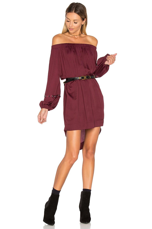 San Cerena Shoulder Dress