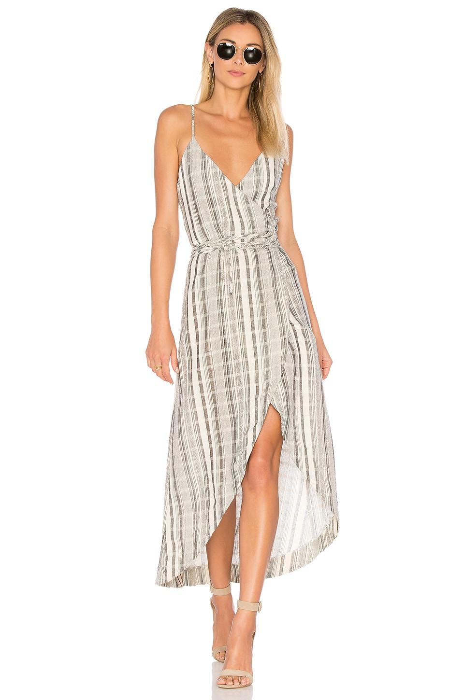 The Edie Wrap Dress