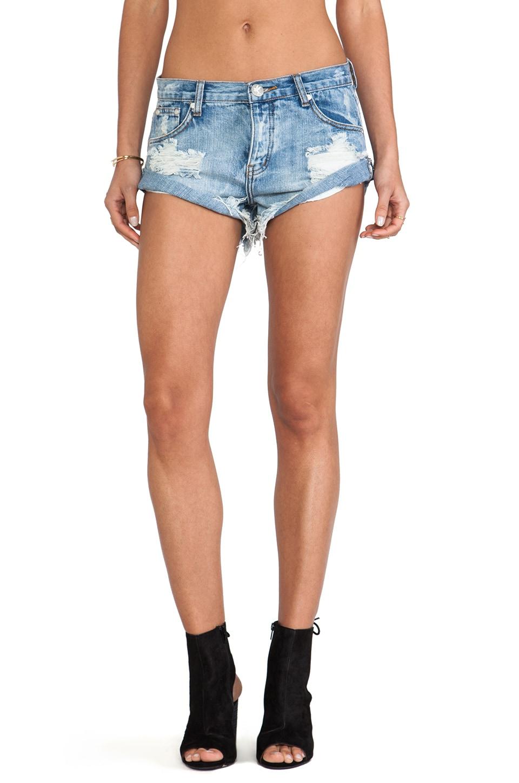 Как уменьшить джинсовые шорты