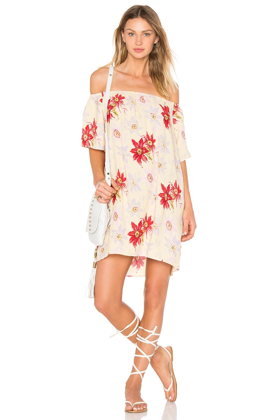 Laura Off Shoulder Dress