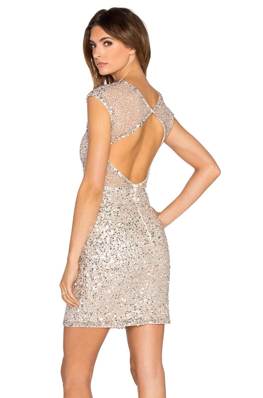 Elva Sequin Dress