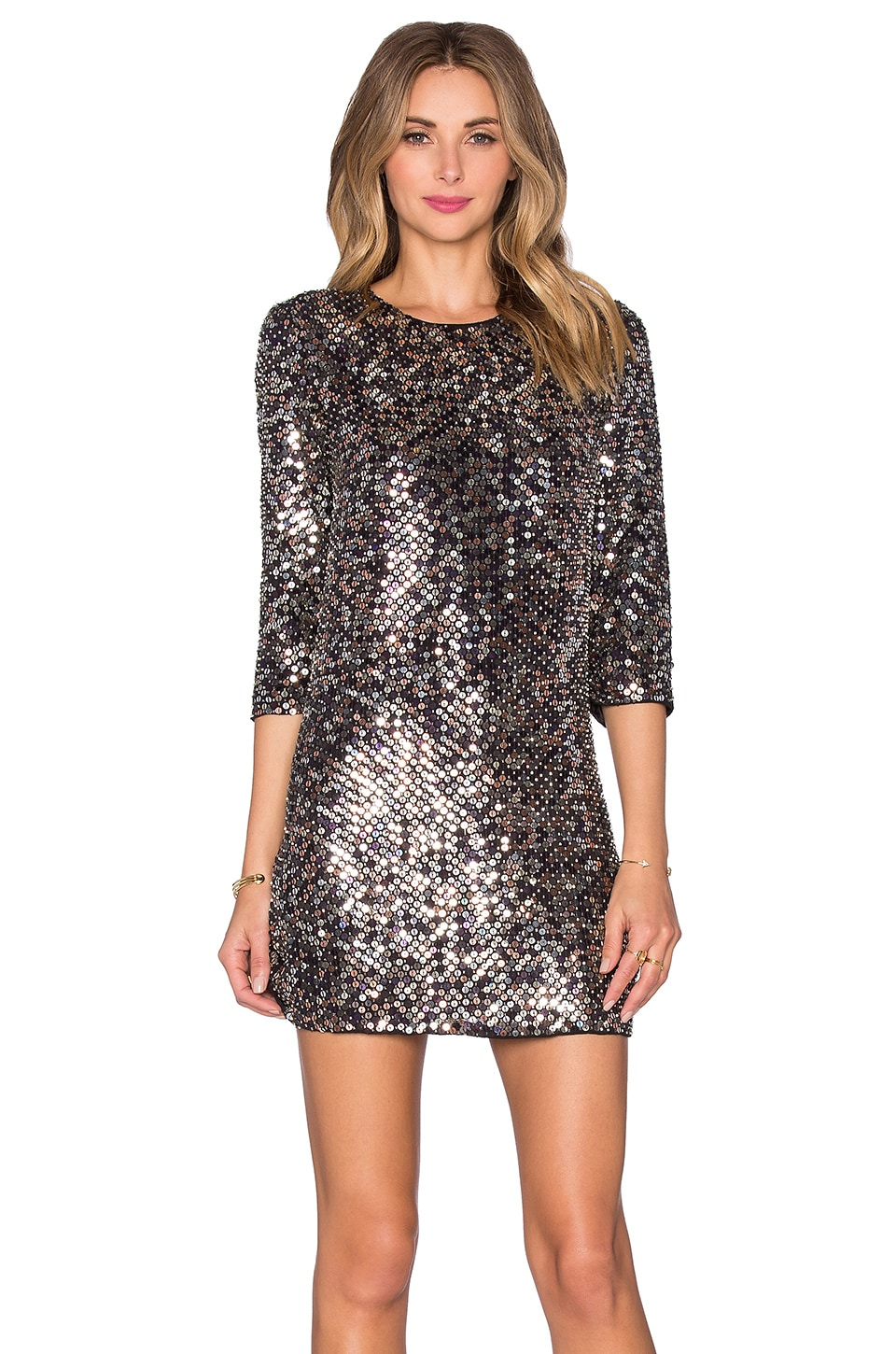Petra Sequin Dress