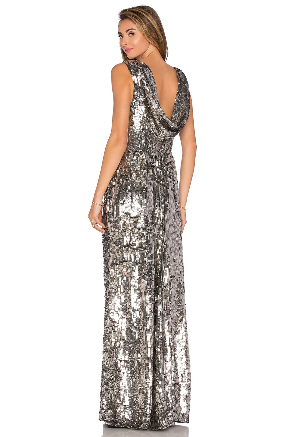 Tatiane Sequin Dress