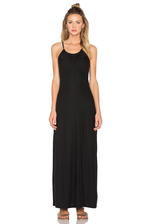 Kamala Keyhole Maxi Dress