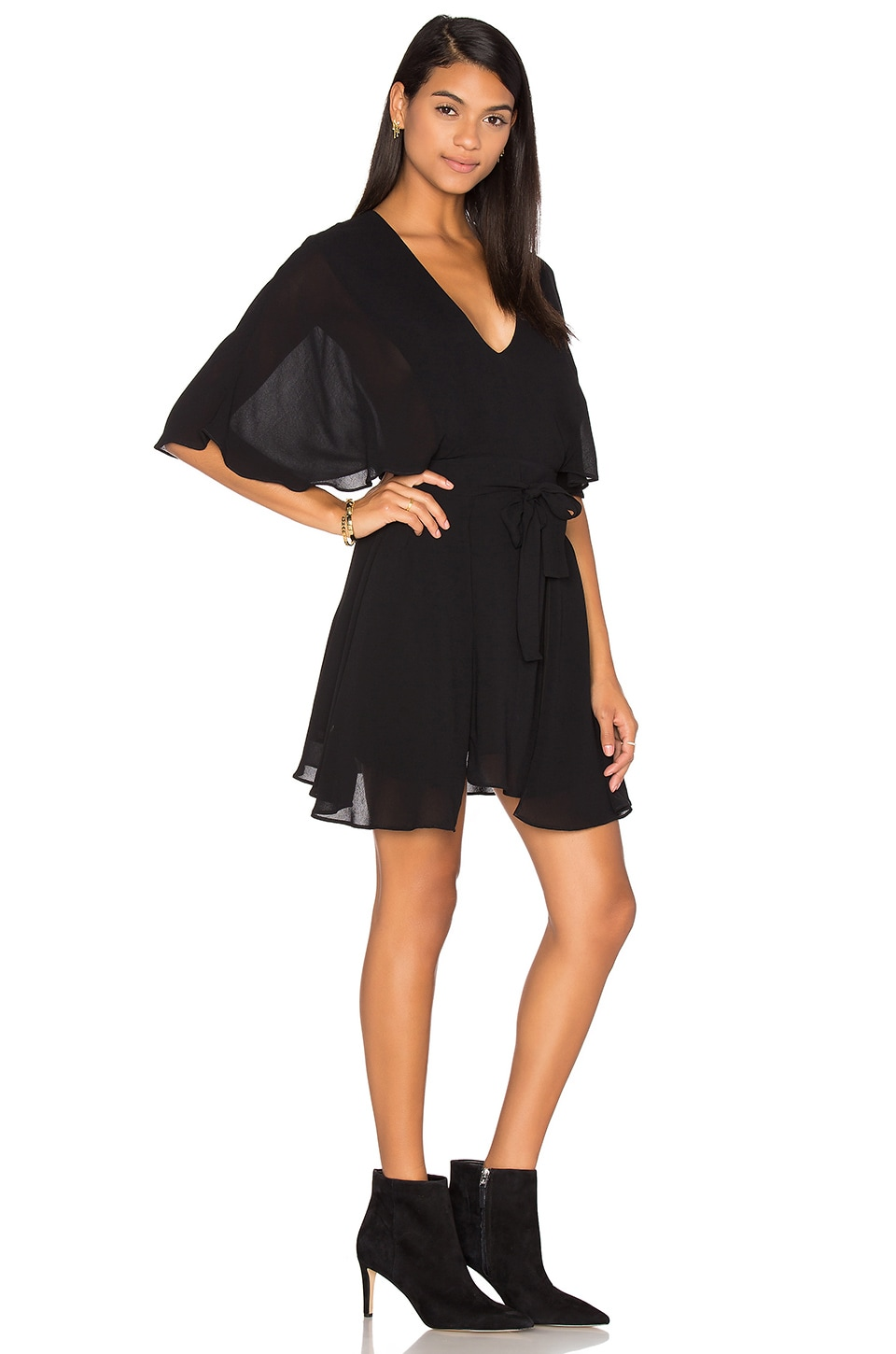 The Ray Wrap Dress