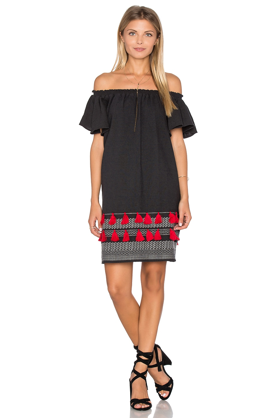 Apala Off Shoulder Dress