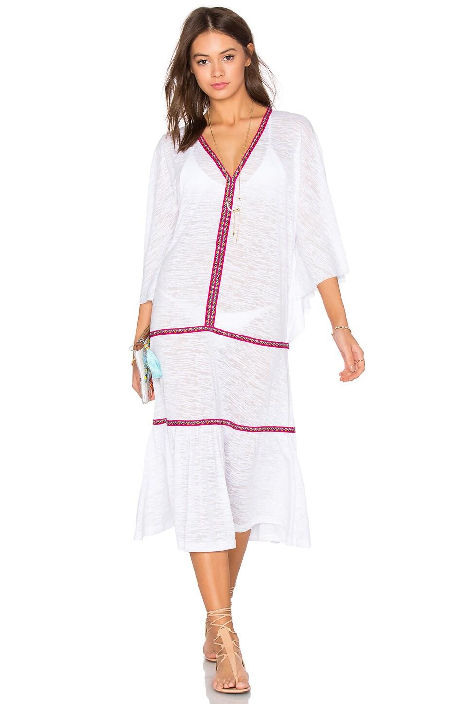 Spanish Maxi Dress