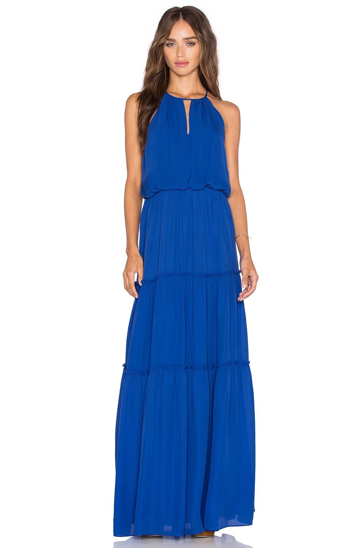 Tudor Maxi Dress