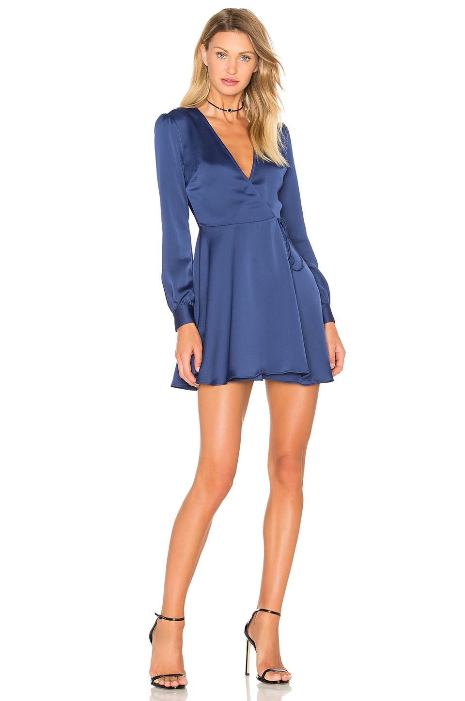Castor Wrap Dress