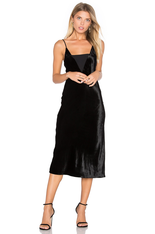 Cassidy Velvet Dress