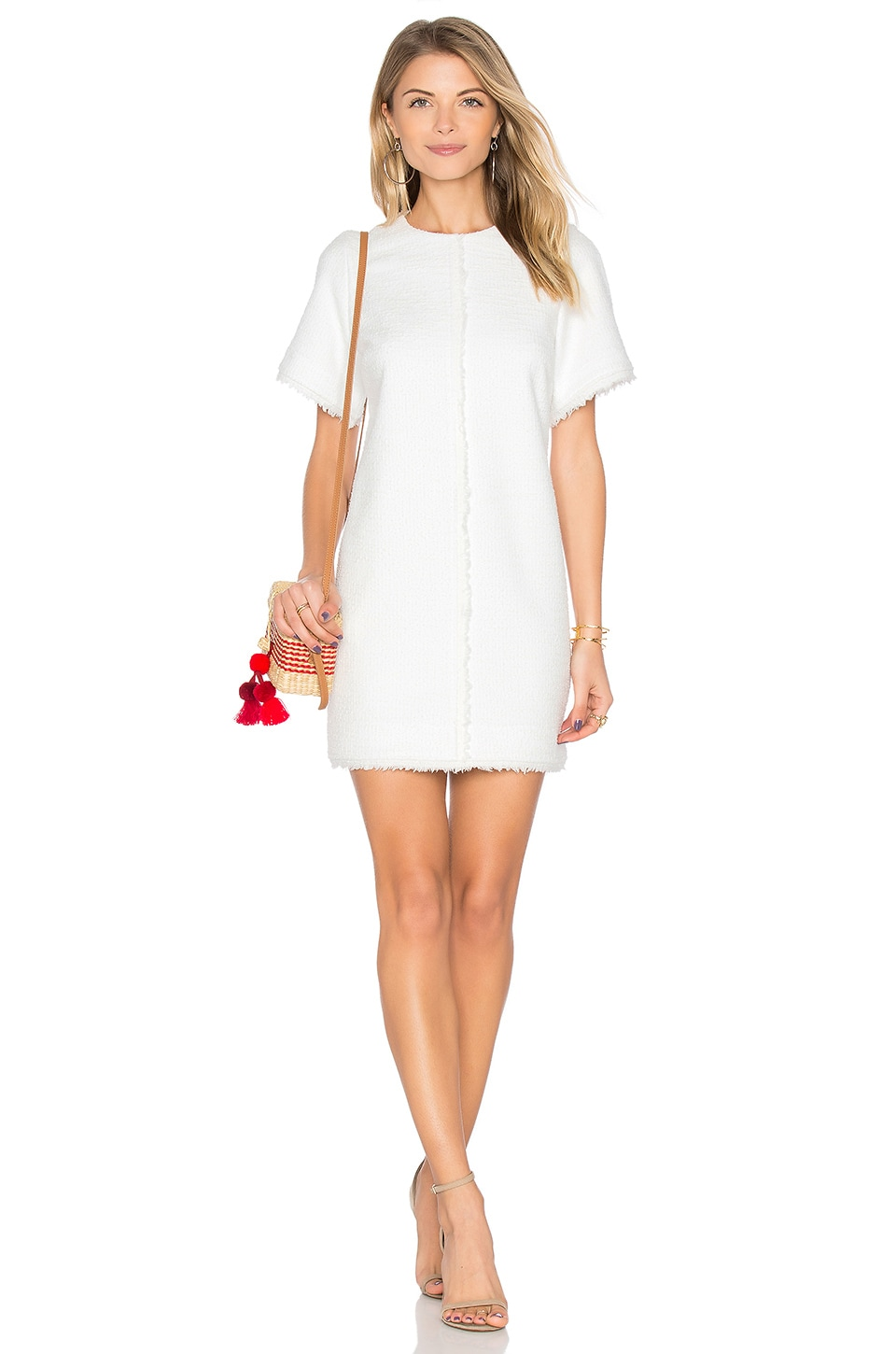Harris Shift Mini Dress